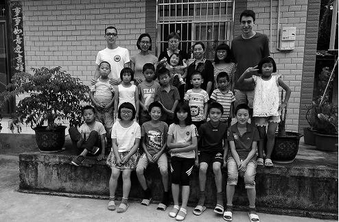 Voluntariado en Xichang. ¡Tan lejos y tan cerca!
