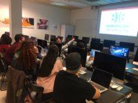 Colaboración con la escuela de diseño LCI Barcelona