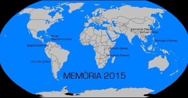 Ja podeu consultar la Memòria d'Activitats del 2015