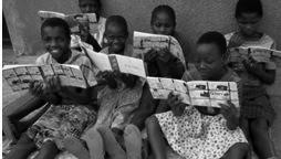 Escolarización de 30 niñas y jóvenes de la calle