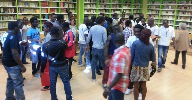 BAOBAB, programa d'acollida d'immigrants subsaharians