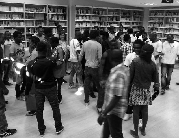 BAOBAB, un pograma de acogida de inmigrantes subsaharianos