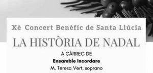 Xè Concert benèfic de Santa Llúcia