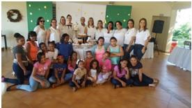Hogar-escuela para niñas huérfanas