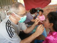 Dentistas voluntarios